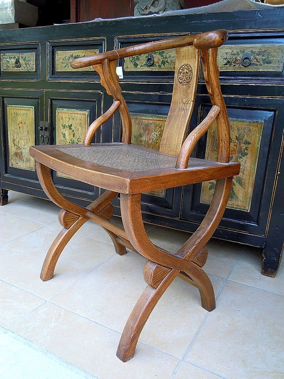 fauteuil chinois